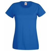 "Футболка ""Lady-Fit Valueweight T"", синий_XL, 100% хлопок, 165 г/м2"