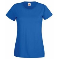 "Футболка ""Lady-Fit Valueweight T"", синий_S, 100% хлопок, 165 г/м2"